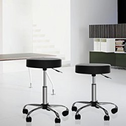 stools in room